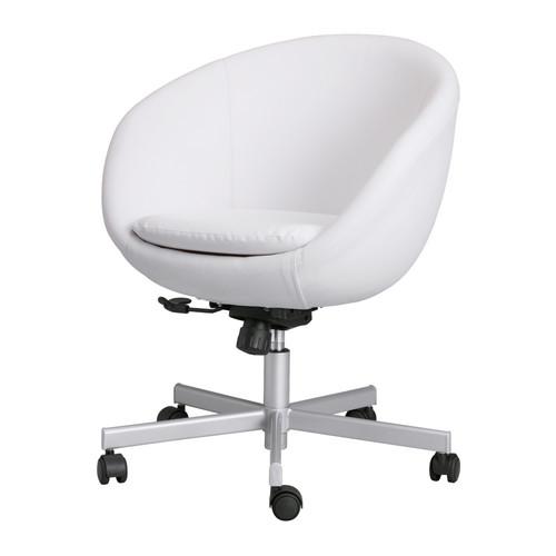 Jakie krzes o obrotowe kupi for Sillas de escritorio blancas