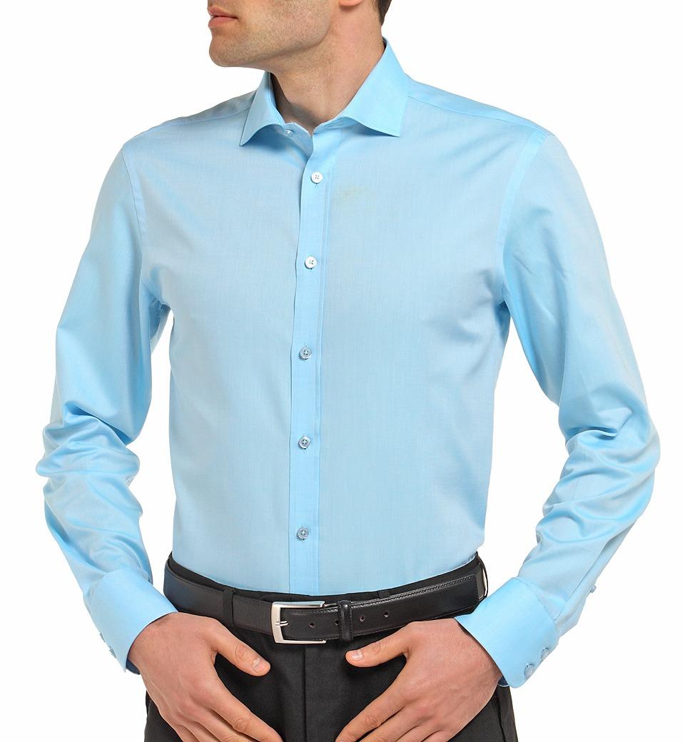 Koszule z egipskiej bawełny Two Ply