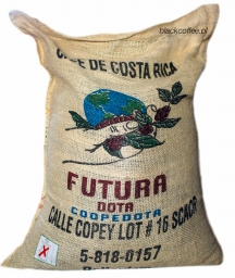 Costa Rica Tarrazu, palarnia Black Coffee Roasters