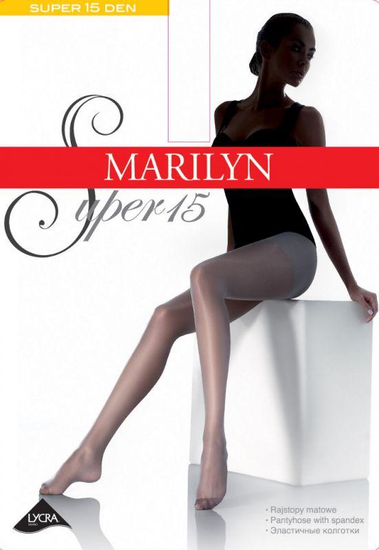 25e4f801567061 Fiore Alberta 60, Marilyn Super 15, rajstopy półmatowe ...