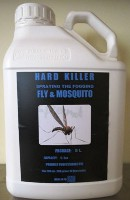 Insektycyd Hard Killer Fly & Mosquito