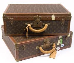 ee169e84d76a7 Stylizowane kufry z oferty francuskiego domu mody Louis Vuitton