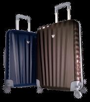b2e5e99949d3a ... twarde walizki na czterech kółkach