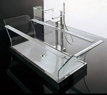 Jak wann kupi - Vasca da bagno in vetro ...