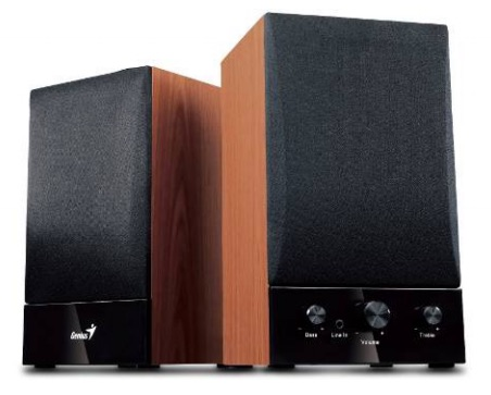 GENIUS 2.0 SP-HF1800A BLACK WOOD