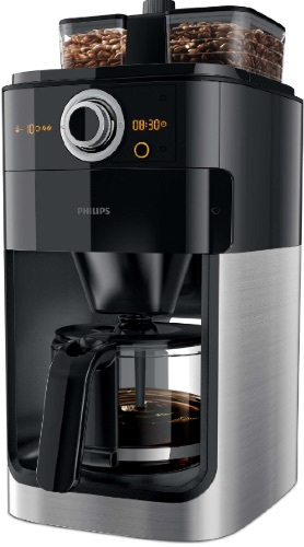 Philips Grind&Brew HD7762:00